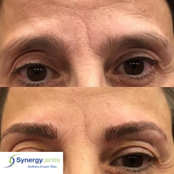 Microblading Before and After (2) with logo (1)